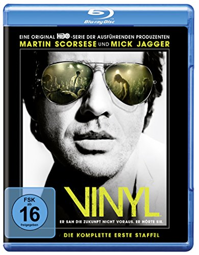 Vinyl - Staffel 1 [Blu-ray]