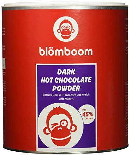Blömboom Foodservice - Dark Hot Chocolate Powder, 1er Pack (1 x 2 kg)