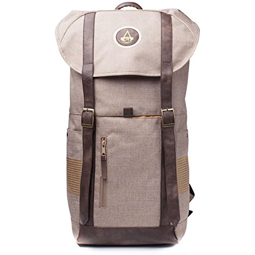 Bioworld BP295617ACE Assassins Creed Origins - Sport Rucksack, Grau
