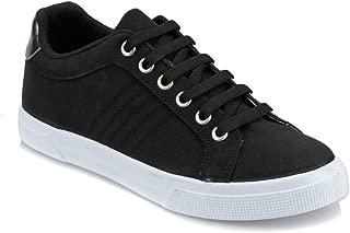 92.314873.Z Siyah Kadın Sneaker Ayakkabı