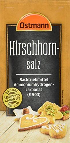 Ostmann Hirschhornsalz, 15er Pack (15 x 15 g)