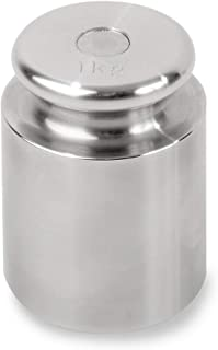 Rice Lake 12511 Stainless Steel Cylindrical Metric Individual Test Weight NIST Class F 500g Mass
