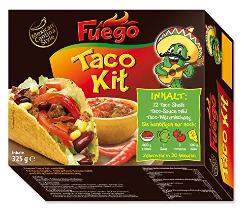 Fuego Taco Dinner Kit, 325 g