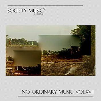 No Ordinary Music Vol.XVII