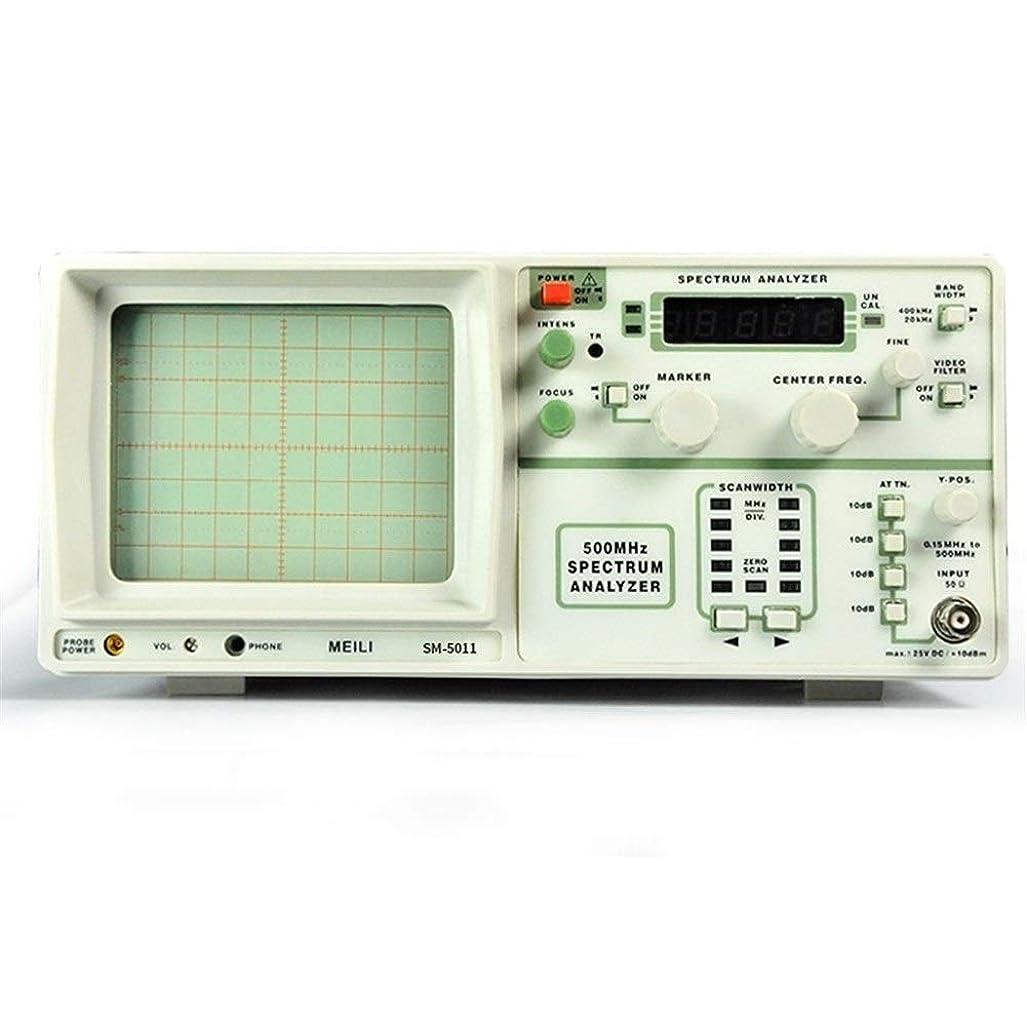 能力分注するにぎやか工業用計測器 スペクトラムアナライザ製品実験開発をスイープトラッキングソース信号発生器SM-5011,高い安定性 (Size : 220V)