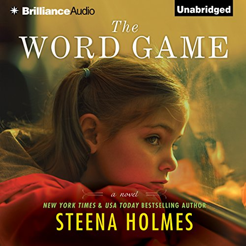 The Word Game audiobook cover art