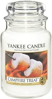 Yankee Candle Campfire Treat Large Jar Candle 22 oz