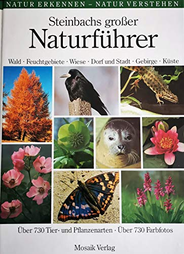 Cover des Mediums: Steinbachs großer Naturführer   2. Expl.