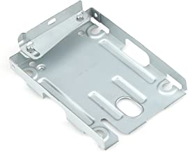 Alloet New Super Slim External Hard Disk Drive HDD Metallic Mounting Bracket with Screws For Sony PS3