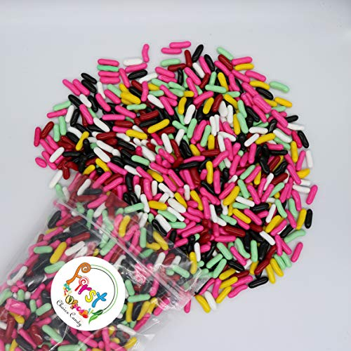FirstChoiceCandy Licorice Pastels Candy (2 LB)