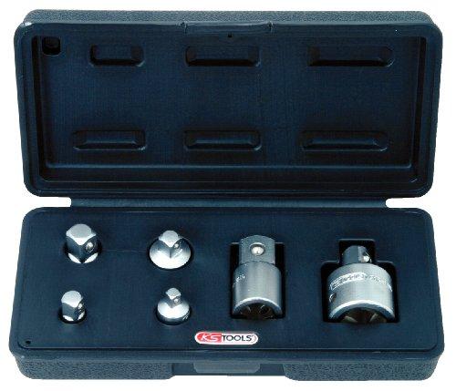 KS Tools 911.0106 Vergrößerungs- und Reduzieradapter-Satz, 6-tlg.
