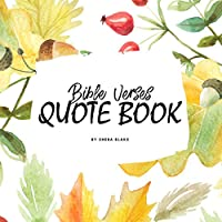 Bible Verses Quote Book on Faith (NIV) - Inspiring Words in Beautiful Colors (8.5x8.5 Softcover) (Bible Verse Series (New International Version))