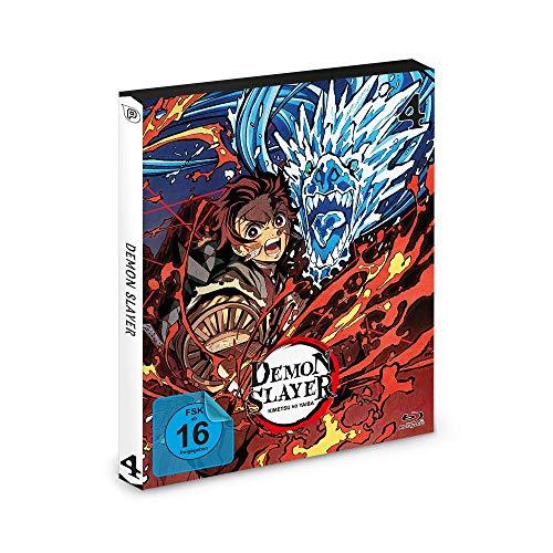 Demon Slayer - Staffel 1 - Vol.4 - [Blu-ray]