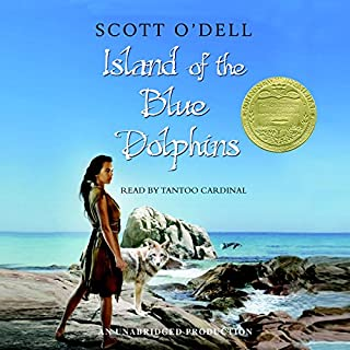 Island of the Blue Dolphins cover art