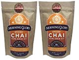 Spiced Chai Tea Mix - Home Brew Kit for Natural Healthy Drinks and Lattes (Spiced Chai - 2 Pack)