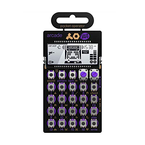 Best Buy! Teenage Engineering Pocket Operator PO-20 Arcade - IR46253