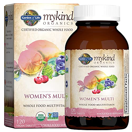 Organic Multivitamin for Women by Garden of Life