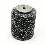 Porter Cable 120 Grit Restorer Nylon Abrasive Bristle Wheel