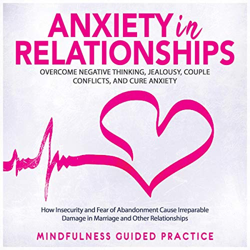 Anxiety in Relationships  By  cover art