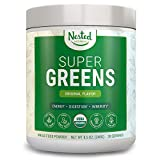 Super Greens | #1 Green Superfood Powder | 100% USDA...