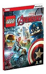 LEGO Marvel's Avengers Standard Edition Strategy Guide de Ken Schmidt