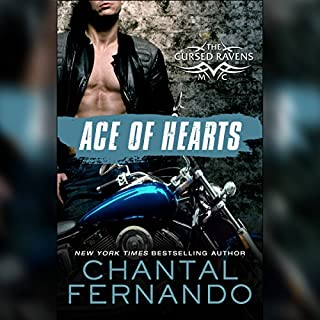 Ace of Hearts audiobook cover art