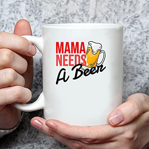 MG global MG Global- 2021 mejor regalo para mamá - primer regalo del día de la madre - MG Global- 2021 mejor regalo para mamá - primer regalo del día de la madre - Mama necesita una taza de cerveza