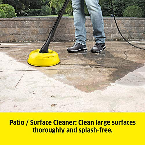 Kärcher K 2 Power Control Home high-pressure washer: Intelligent app support - the practical solution for everyday dirt - incl. Home Kit