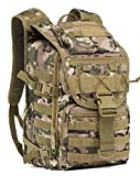 T1FE 1SFE Military Tactical Backpack, Tactical Bag, Assault Pack- Molle Bug Out Bag Large