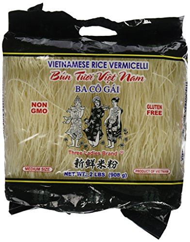 Rice vermicelli noodles