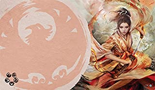 Legend of The Five Rings L5R LCG: Soul of Shiba Playmat - Phoenix Clan