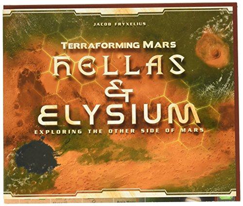 Stronghold Games STG07200 Brettspiel Terraforming Mars: Hellas und Elysium