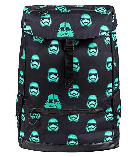 Daypack Rucksack mit dem Laptopfach für Jugendlichen - Schulrucksack für Jungen und Mädchen Teenager - Geräumiger Rucksack für Damen und Herren von Baagl (Star Wars)