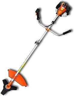 Desbrozadora Cortadora de Césped 52 cc Naranja 2,2 kW