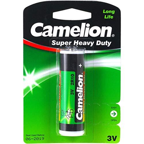 Camelion Stabbatterie 3010 Duplex Line 1er Blister, Zink-Kohle, 3V