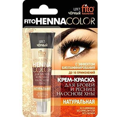 Fitokosmetik Henna Cremefarbe für