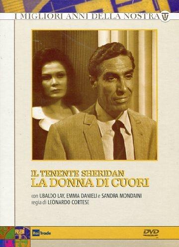 Il Tenente Sheridan La Donna Di Cuori (Box 3 Dvd)