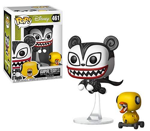 FK34429 Pesadilla Antes de Navidad Pop! Disney - Figura de Peluche de Vampiro con Pato no Muerto Juguetes Originales