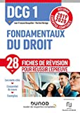 DCG 1 Fondamentaux du droit - Fiches de révision - Réforme 2019/2020 - Réforme Expertise comptable 2019-2020 (2019-2020)