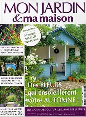 Mon Jardin Et Ma Maison: Amazon.com: Magazines