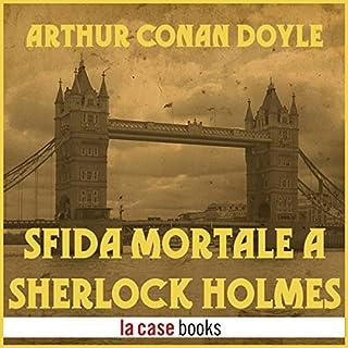 Sfida mortale a Sherlock Holmes copertina