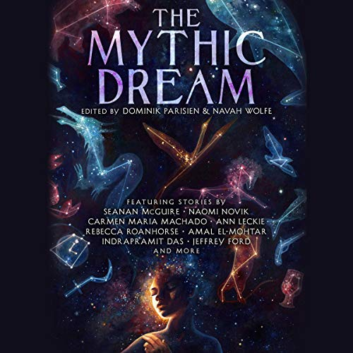 The Mythic Dream audiobook cover art