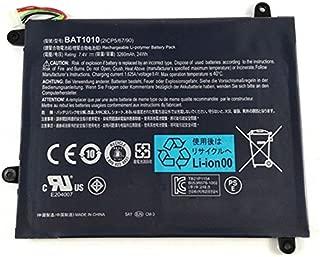 7.4V 3260mAh 24Wh BAT-1010 Laptop Battery For Acer Iconia Tablet A500 A501 A500-10S32u A500-10S16u BAT1010 BAT 1010 Tablet