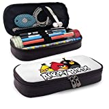 Angry Birds - Estuche para lápices de gran capacidad, con múltiples compartimentos para niños y...