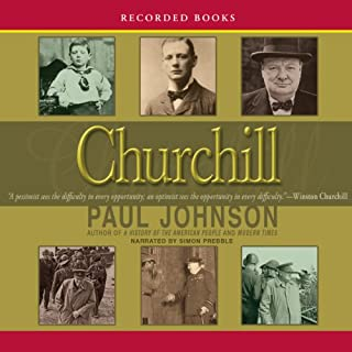 Churchill cover art