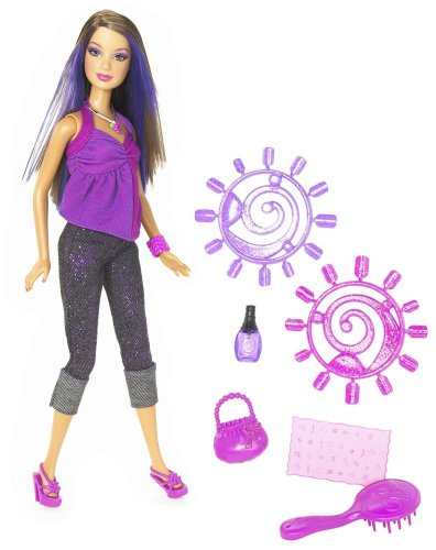 Barbie Totally Nails Teresa Doll