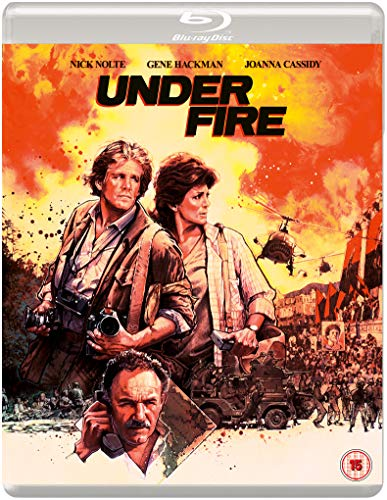 Under Fire (Eureka Classics) Blu-ray edition