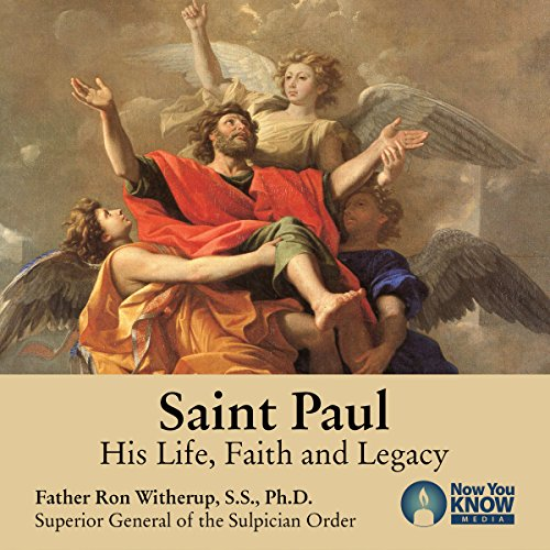 Saint Paul: His Life, Faith and Legacy Titelbild
