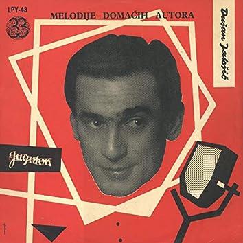 Dušan Jakšić Pjeva Melodije Domaćih Autora