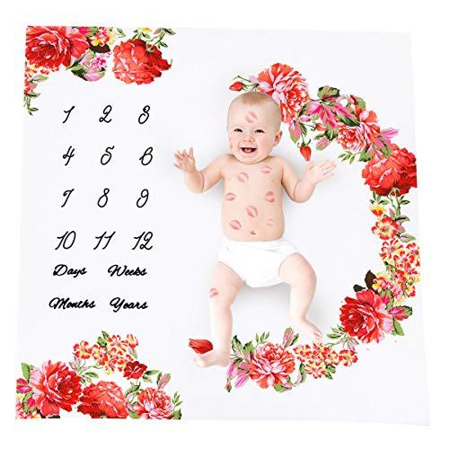 DaMohony - Manta para Fotografía para Bebé Recién Nacidos Bebés Ma